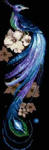 71010-89 Сказочная птица 2