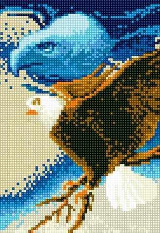 71022-13 В душе орёл