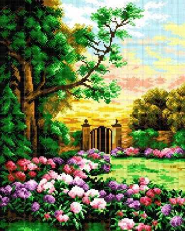 71032-18 Гостеприимный сад