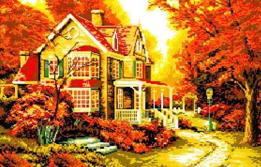 71033-19 Дом мечты