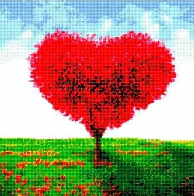 71034-54-1 Красное древо любви