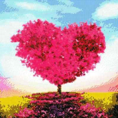 71034-54-3 Розовое древо любви