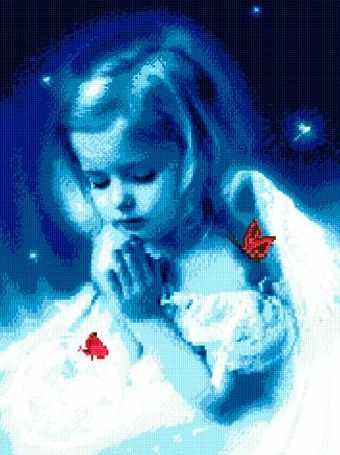 71041-50 Юный ангелок