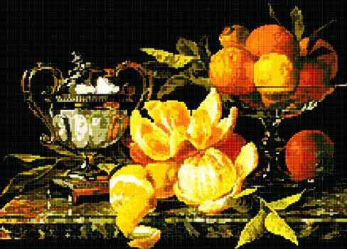 71045-21 Апельсиновая симфония