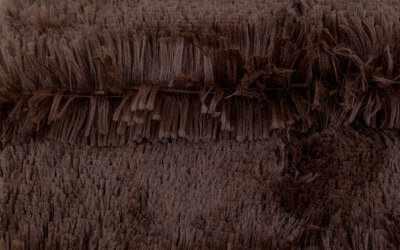 Плюш SHAGGY CUDDLE chocolate
