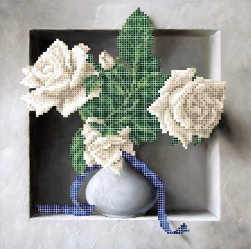 ЗПК-031 Чайные розы