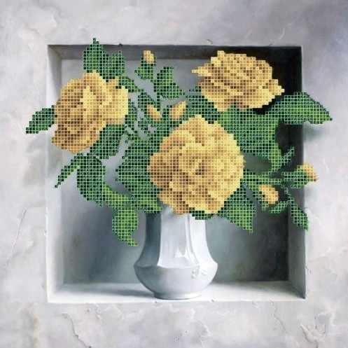 ЗПК-033 Розы Желтые