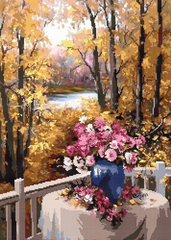 ММДП-014 Осенний букет (большая)