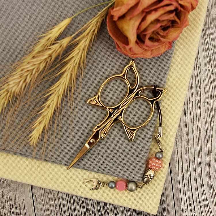 Ножницы для вышивания №6