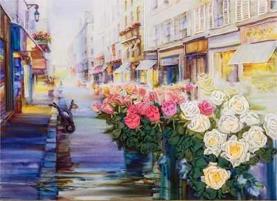 """ЖК-2021 """"Цветы Парижа"""""""