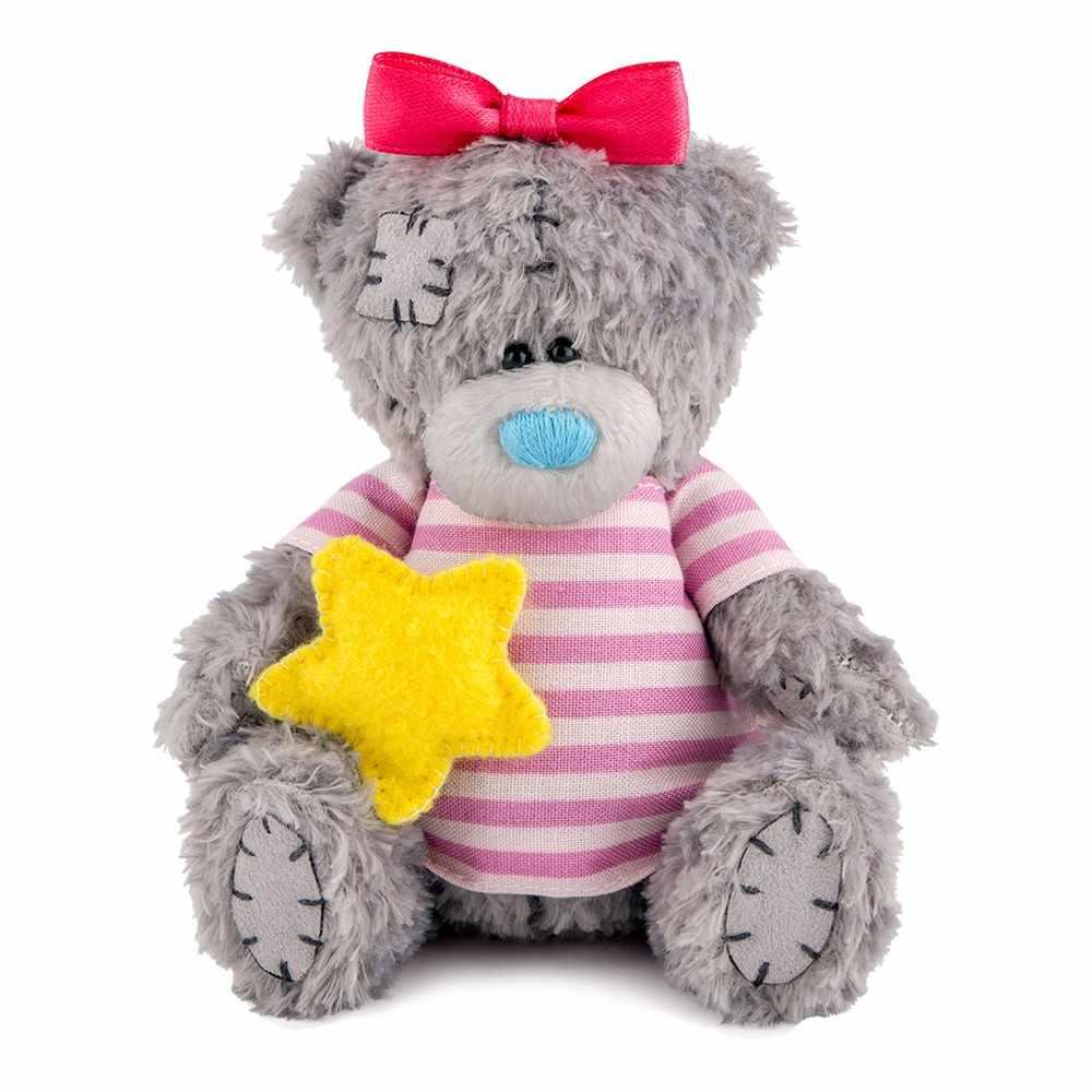 MTY-0212 Татти Тедди со звездочкой (Miadolla)