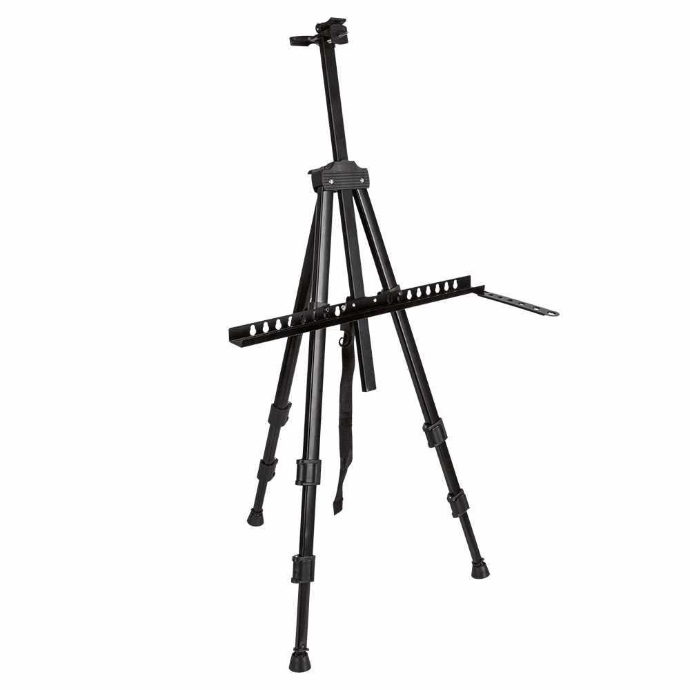 VEA-01 Мольберт-тренога алюминий в черной сумке