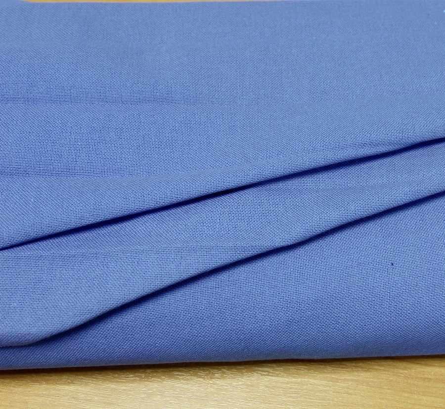 Канва  Украинская равномерка №20, 23 светло-синий