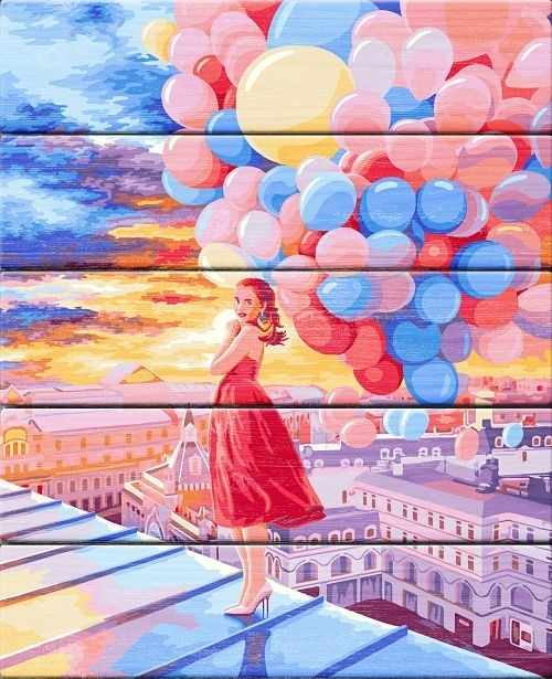 WN007 Любовь в воздухе