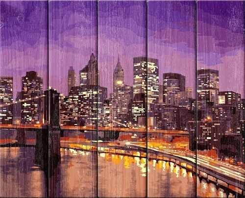 WN008 Ночь в Нью-Йорке
