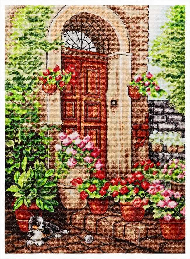 1264 Летние цветы (Alisena)