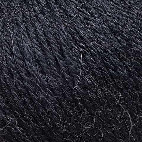 Пряжа GAZZAL Baby Alpaca Цвет.46000 Черный