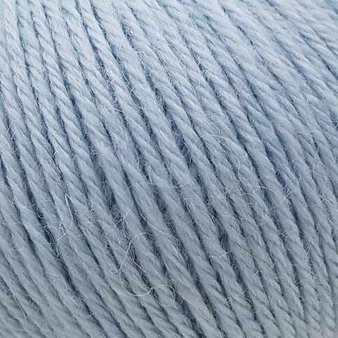 Пряжа GAZZAL Baby Alpaca Цвет.46006 Голубой