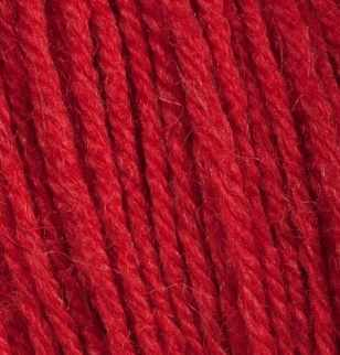 Пряжа GAZZAL Baby Wool Цвет.811 Красный