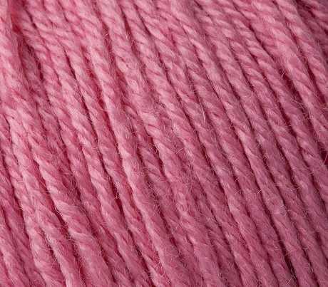 Пряжа GAZZAL Baby Wool Цвет.828 Розовый