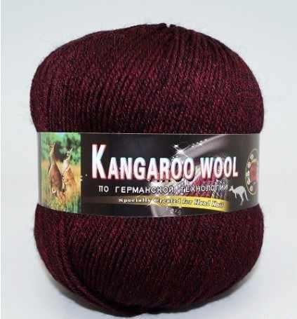 Пряжа Color City Kangaroo wool Цвет.906