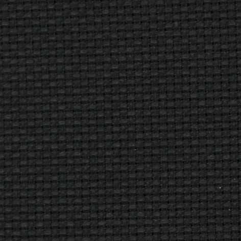 Канва Gamma К04 Аида черный 150 см 14ct 55/10 кл.
