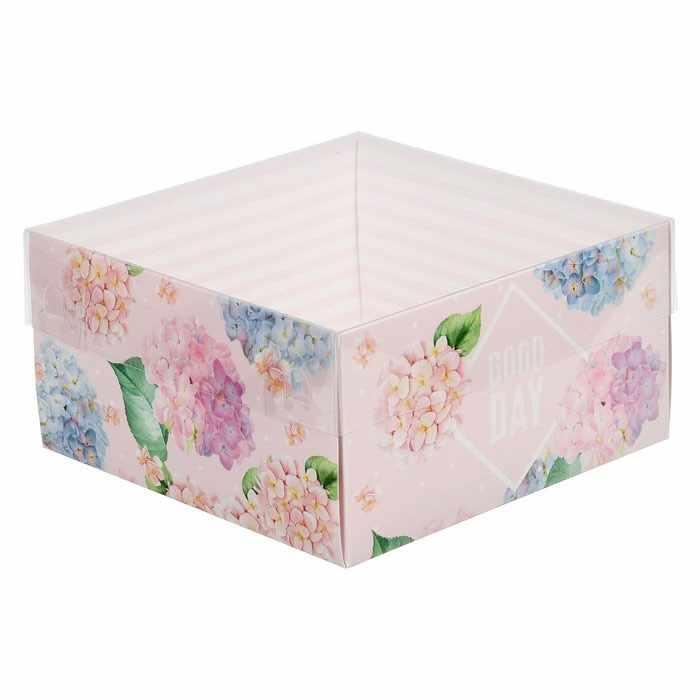 3506920 Коробка для кондитерских изделий «Хороший день»