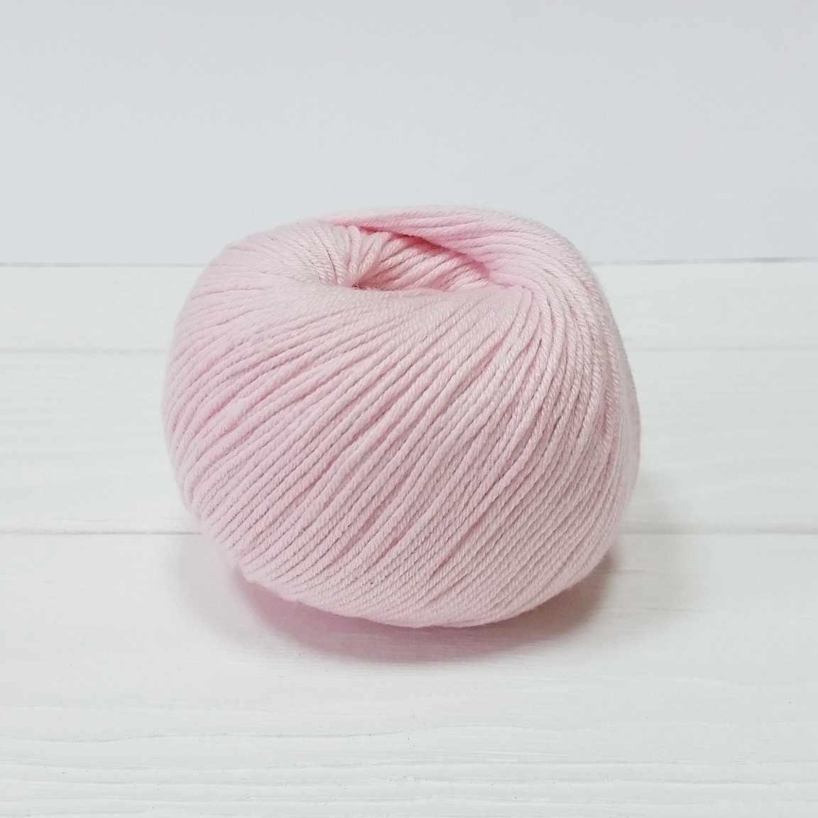 Пряжа GAZZAL Baby Cotton Gazzal Цвет.3411 Розовый