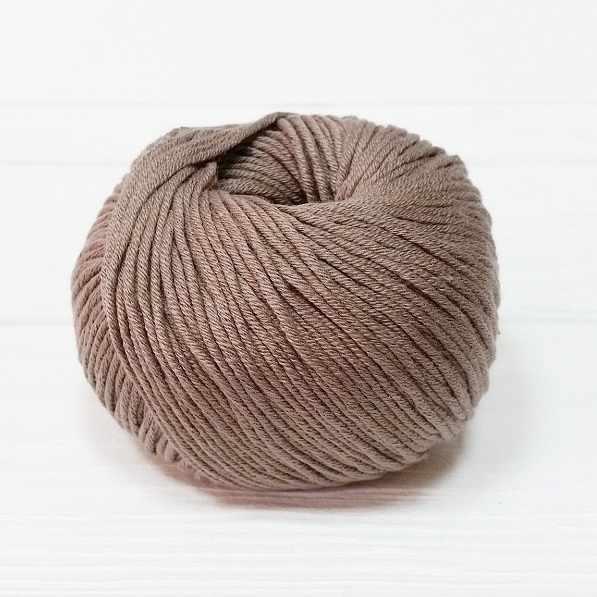 Пряжа GAZZAL Baby Cotton Gazzal Цвет.3434 Какао