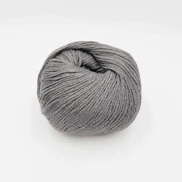 Пряжа GAZZAL Baby Cotton Gazzal Цвет.3450 Мышиный