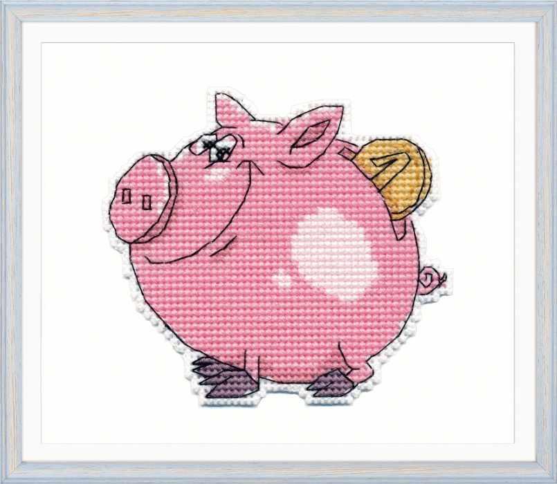 1086 Свинка-копилка (Овен)