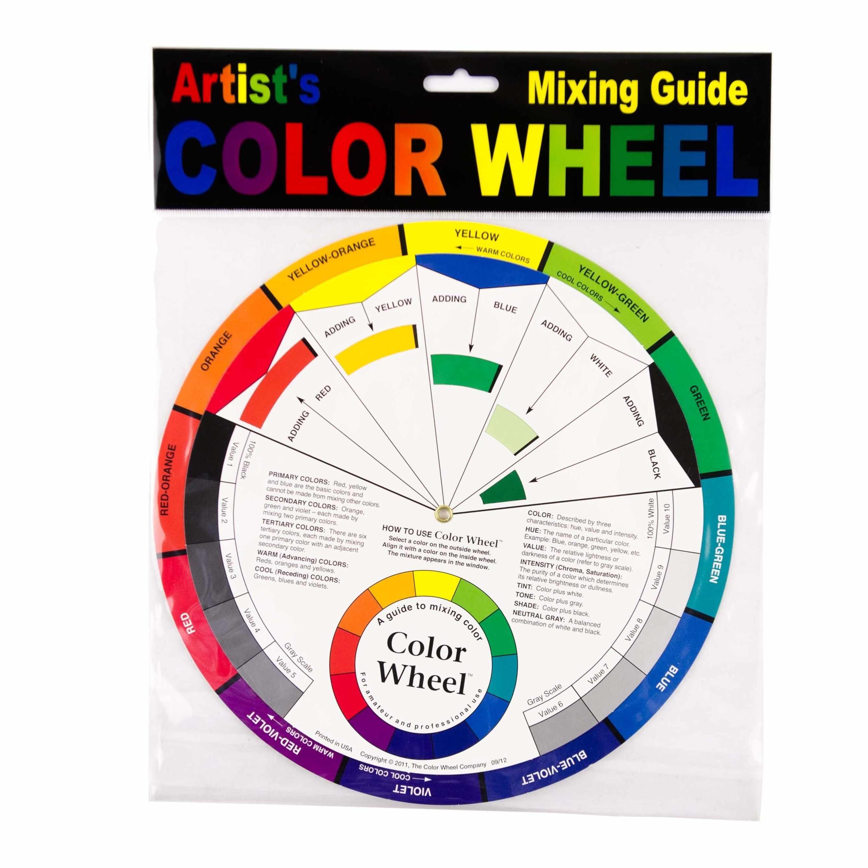 106894 Цветовой круг