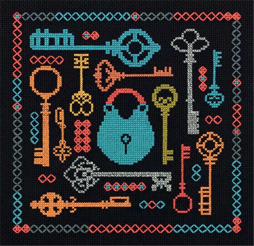 "СЕ-7053 ""Ключи"""