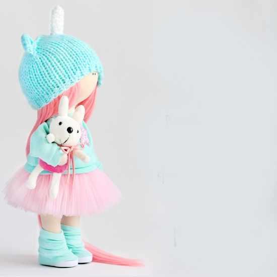 """Набор для создания текстильной игрушки """"Агнес"""""""