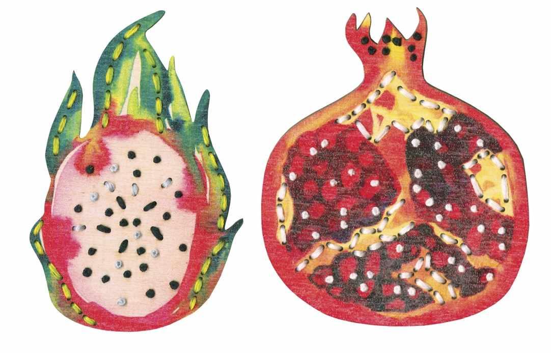 EHW011 Сочные фрукты