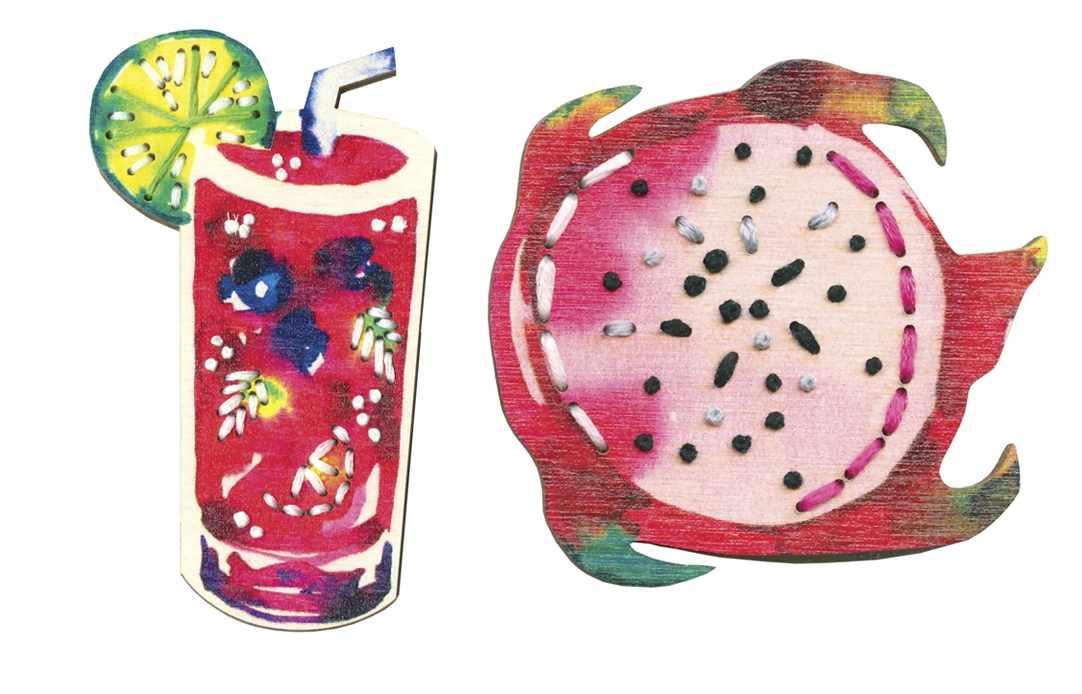 EHW012 Сочные фрукты