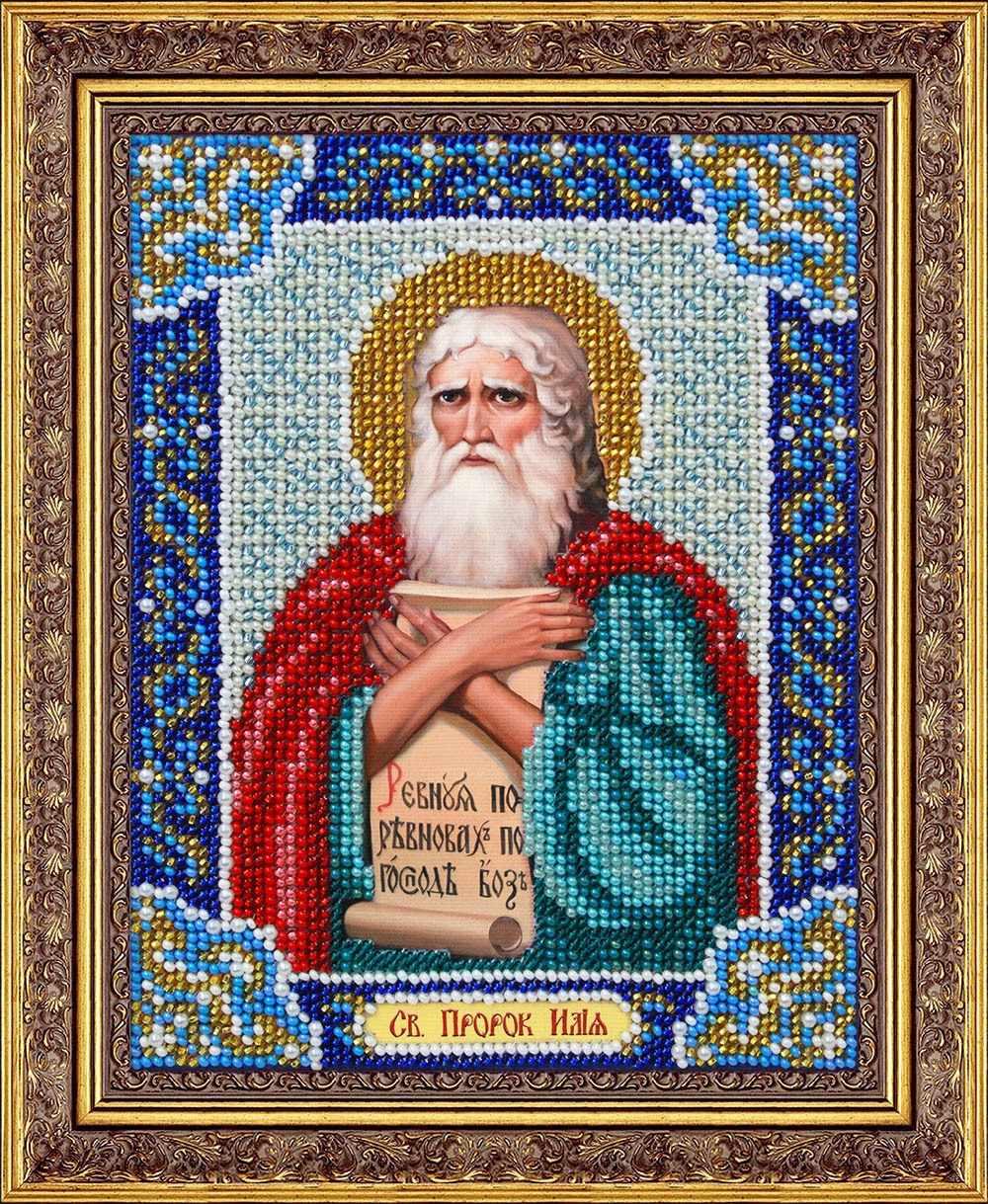 Б-725 Св.Пророк Илья (Паутинка)