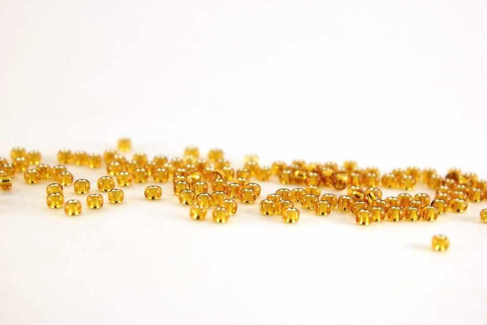 №0022C т.золотистый 10/0 круглый 2 2.4 мм