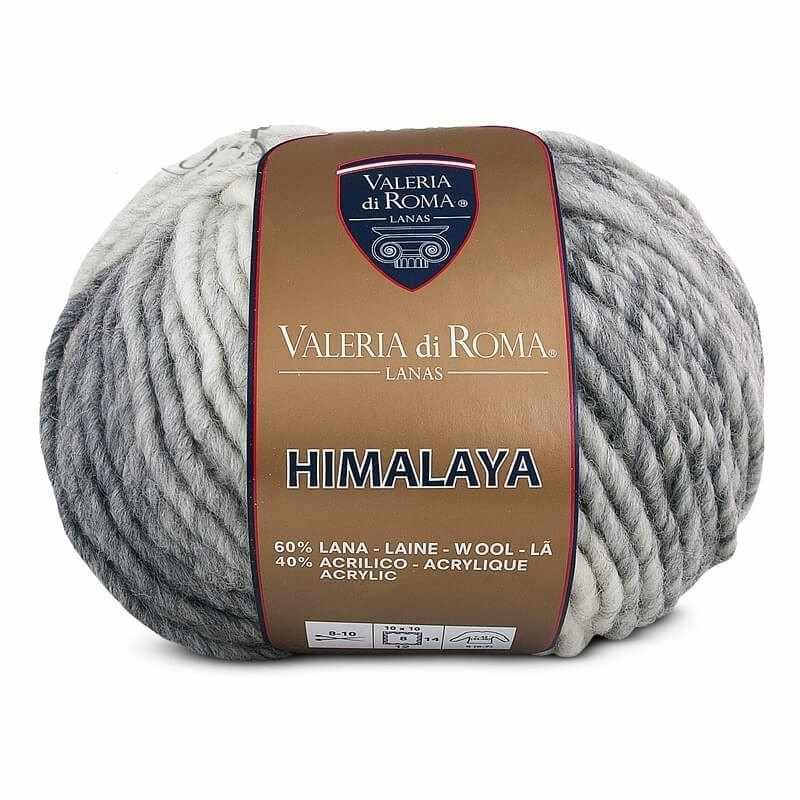 Пряжа Valeria di Roma Himalaya Цвет.227 Серый мел