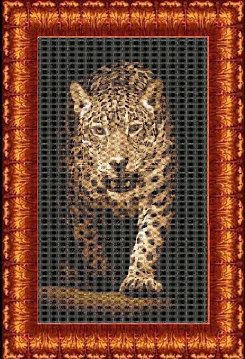 КТКН 141 Хищники-Леопард -набор