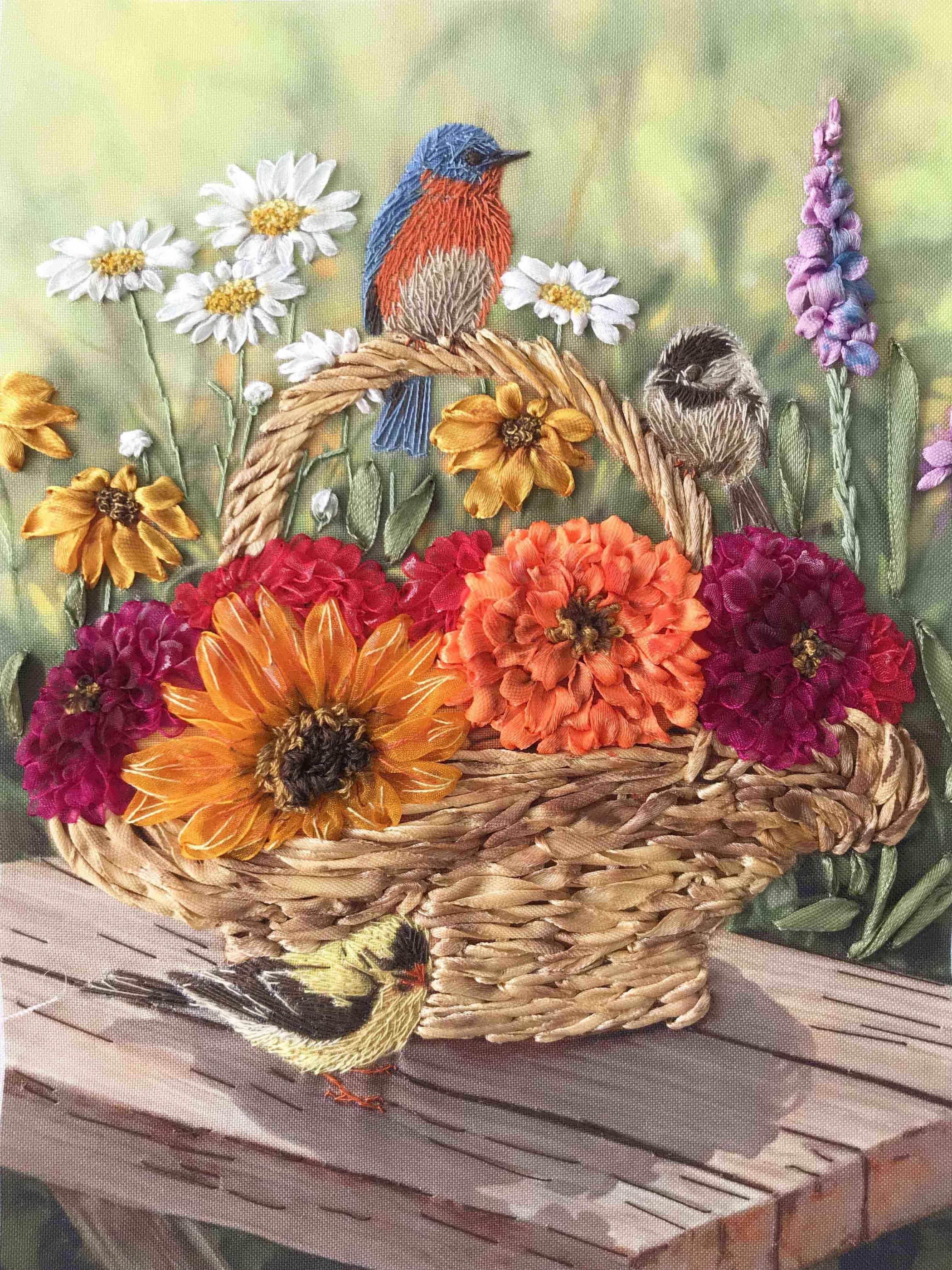 КЛ(н) 4006 Песня цветов - набор