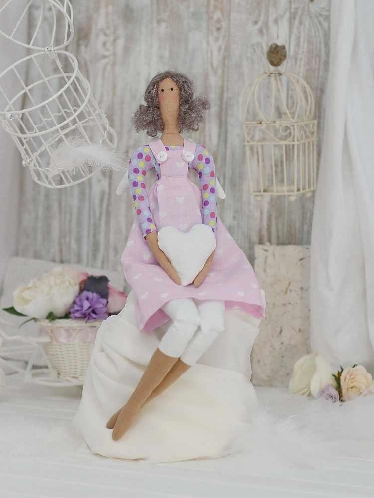 Ш059 Набор для шитья и рукоделия Ангелочек Линда