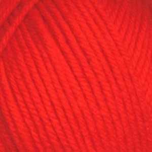 Пряжа Пехорка Удачный выбор Цвет.06 Красный