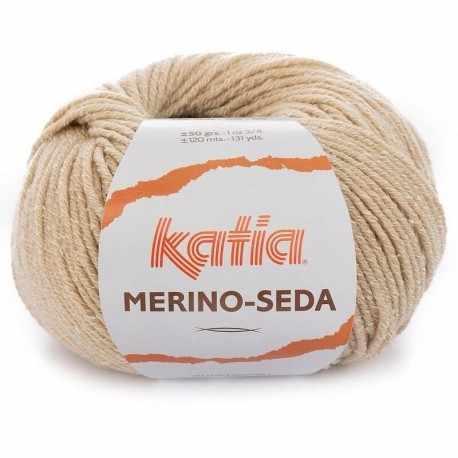 Пряжа Katia Merino-Seda Цвет.1091.61