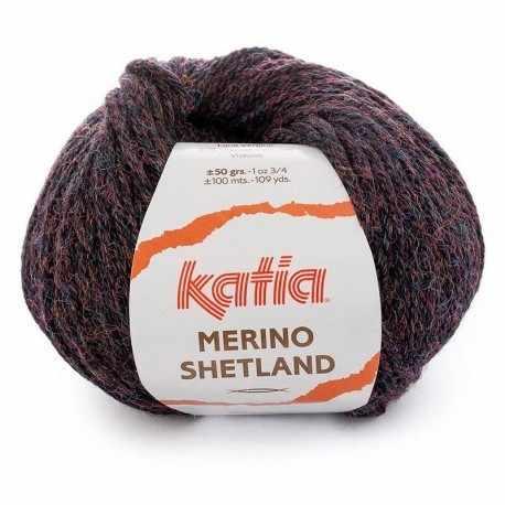 Пряжа Katia Merino Shetland Цвет.1094.107
