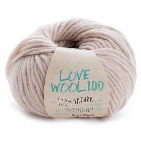 Пряжа Katia Love Wool Цвет.1098.201