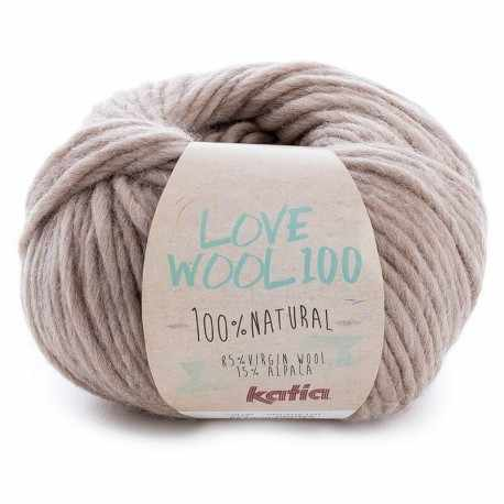 Пряжа Katia Love Wool Цвет.1098.203