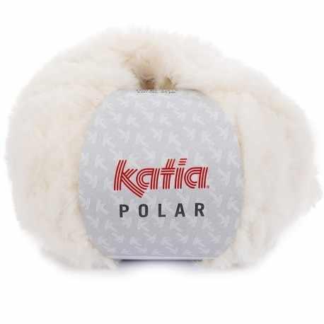 Пряжа Katia Polar Цвет.1128.80 кремовый