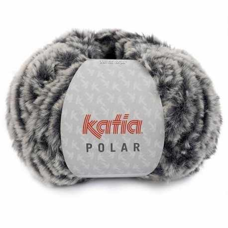 Пряжа Katia Polar Цвет.1128.84 джинс