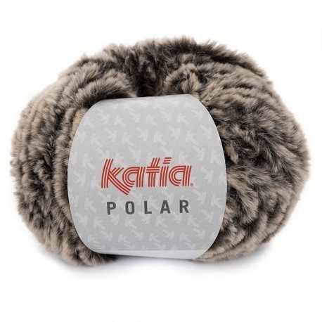 Пряжа Katia Polar Цвет.1128.86 беж.коричн.